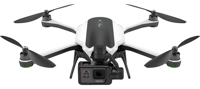 GoPro KARMA with HERO5 Black QKWXX-511-EU