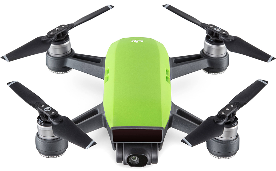 Dji CP.PT.000744 SPARK, Meadow Green 028551