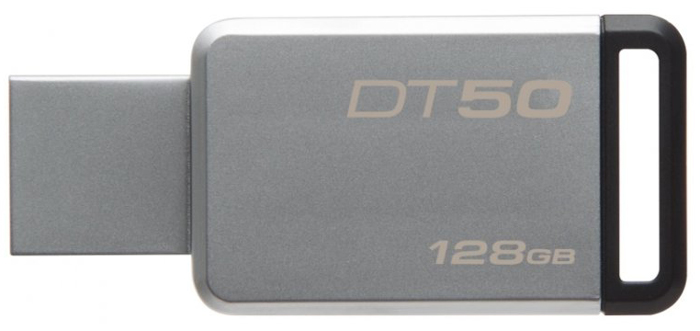 FlashDrive Kingston 128GB DT50/128GB, DataTraveler USB 3.0