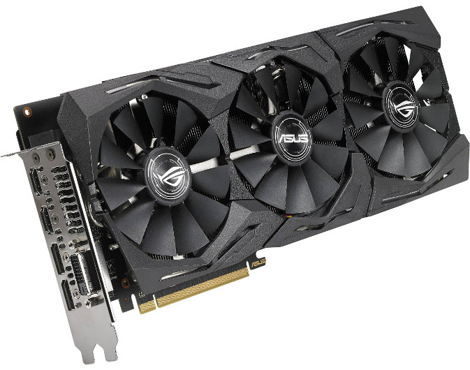 Asus AMD Radeon RX 580 8GB 256bit STRIX-RX580-8G-GAMING