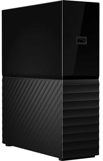 EXT 10TB My Book WDBBGB0100HBK-EESN USB 3.0, 64 MB, 3,5in, 5.400 rpm WDBBGB0100HBK-EESN