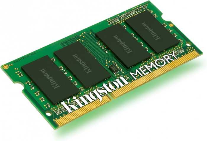 Kingston SO-DIMM DDR3 2GB 1333MHz 1333 MHz 1.5 V KVR13S9S6/2 CL9