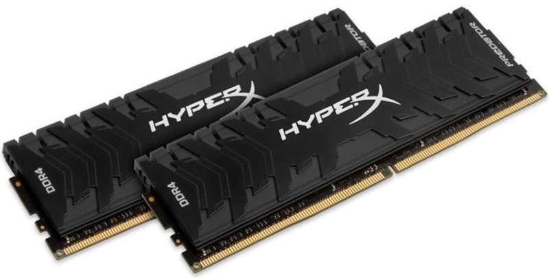 Kingston DDR4 16GB (2x8GB kit) 3200MHz HX432C16PB3K2/16 HyperX XMP Predator