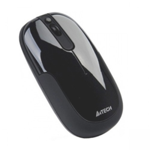 A4 Tech D-110 DustFree USB crni