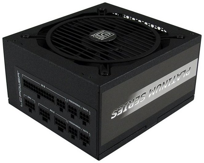 LC Power 750W, LC750 V231 80+ Platinum