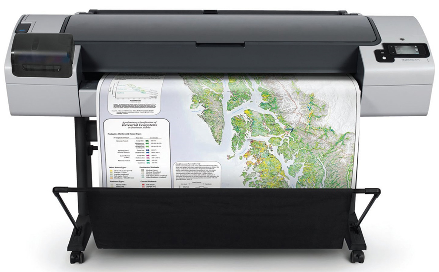 HP DESIGNJET T795 44in EPRINTER CR649C