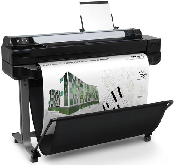 HP DESIGNJET T520 36-IN PRINTER CQ893C