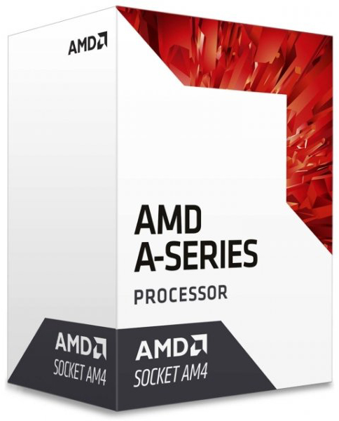 AMD-AM4 A8-9600 4 cores 3.1GHz (3.4GHz) Radeon R7 Box