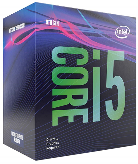 INTEL-1151 Core i5-9400F 2.9GHz 9MB BOX