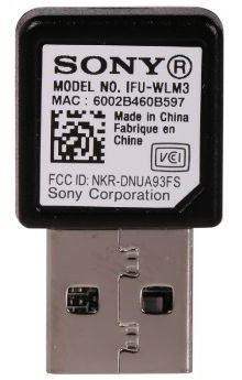 Sony IFU-WLM3 WI FI DONGLE IFU-WLM3