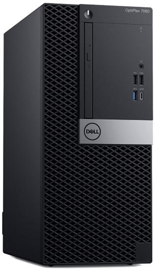 DELL OptiPlex 7060 MT i5-8500 8GB 1TB DVDRW Win10Pro64Bit 3yr NBD DES06977