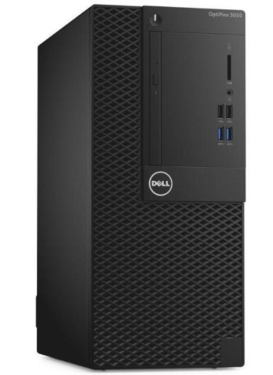 Dell OptiPlex 3050 MT i3-7100 4GB 500GB DVDRW /V Ubuntu 3yr NBD  DES05593