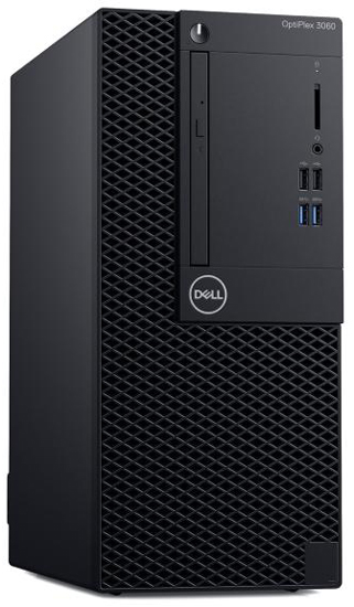 DELL OptiPlex 3060 MT i3-8100 4GB 1TB DVDRW Ubuntu 3yr NBD DES06568