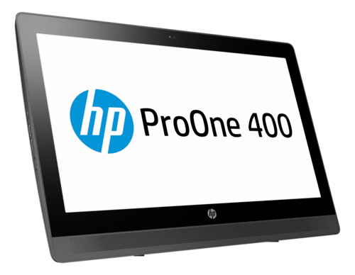 HP Z6R70EA ProOne 400 G2 All-in-One 20in HD+ NonTouch, Pentium 4400 dual core, 4GB, 500GB HDD, Win10Pro64, DVD-Writer ODD, 1yw, USB Slim Keyboard and Mouse, Easel Stand, WLAN Intel 7265 802.11ac + BT
