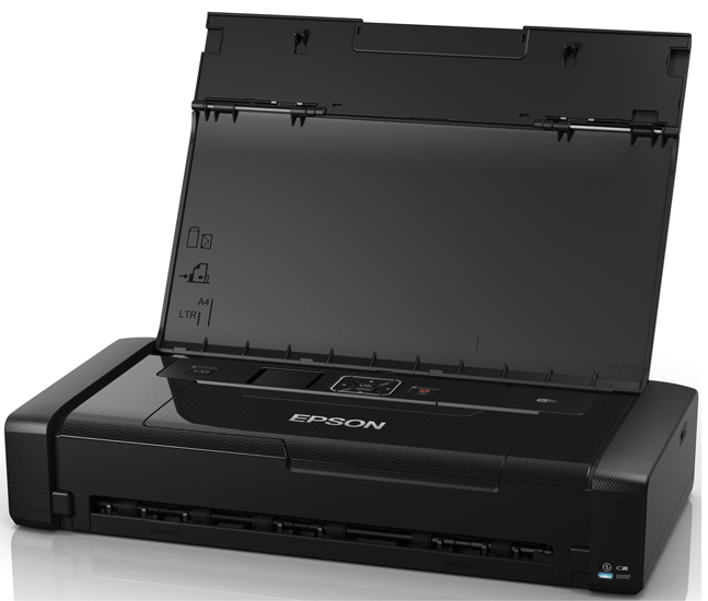 Epson WorkForce WF-100W wireless inkjet prenosni stampac