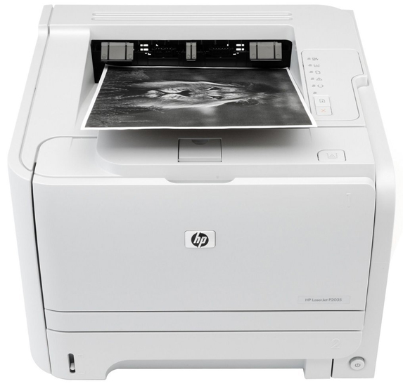 HP Laserjet P2035 printer A4