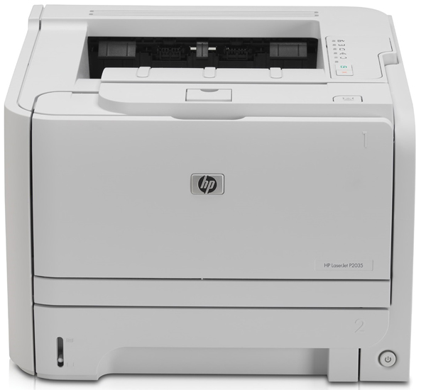 HP Laserjet P2035 printer A4 CE461A