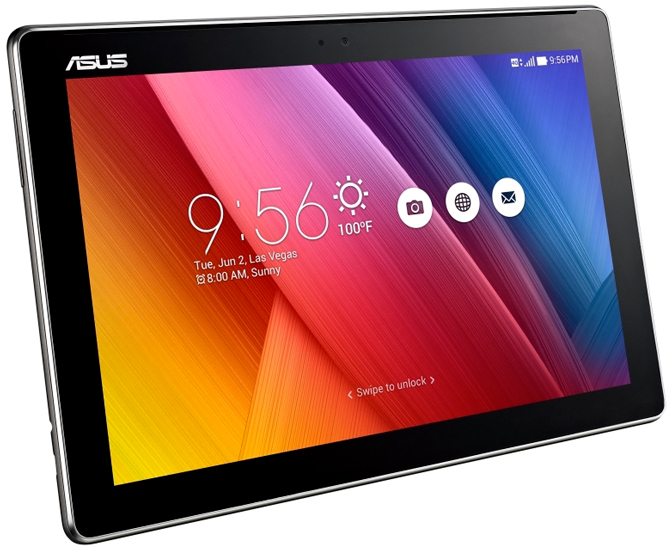 Asus ZenPad 10 Z300CNL-6A034A 10in Atom Z3560 Quad Core 1.83GHz 2GB 32GB Android 5.0 Dark Grey NOT10320