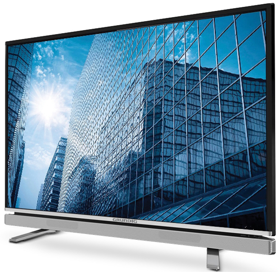 Grundig 55in 55 VLE 6621 BP Smart LED Full HD LCD TV