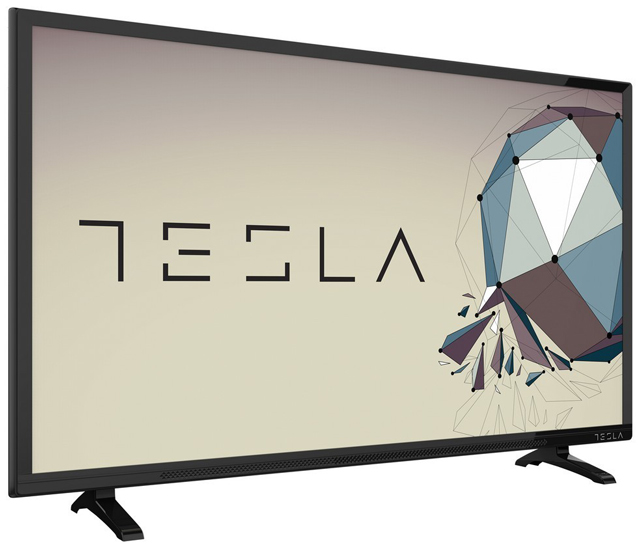 Tesla 43in TV 43S306BF,TV LED, slim DLED, DVB-T2/C/S2, Full HD