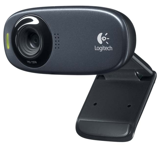 Logitech C310 HD Webcam  960-000638